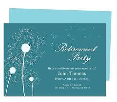 Retirement Celebration Invitation Template Winds Retirement Party Invitation Templates Diy Printable Template