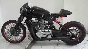moto suzuki intruder 800 cafe racer proceso de modificacion 80 you