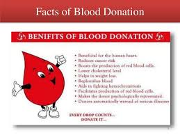 jincey shraddha richa blood donation camp project camp  facts of blood donation 9