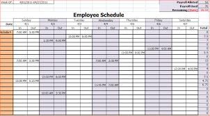 6 Week Work Schedule Template 6 Week Schedule Template 6 Week Work Schedule Template Cr Design
