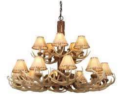 good lodge chandelier or quick view 19 rustic lodge style chandeliers