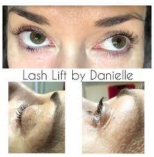 eyelash lift. danielle sweazea1 photo mar 30, eyelash lift