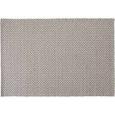 mira large flatweave rug grey 160 x 230cm