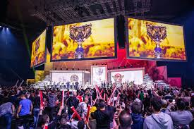 How To Make A League Schedule How To Watch The 2019 League Of Legends World Championship