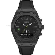men s guess connect bluetooth hybrid smartwatch alarm watch mens guess connect bluetooth hybrid smartwatch alarm watch c0001g5