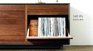 vinyl record furniture. Lp Record Storage Furniture Cabinet For Vinyl Stylish Designs D