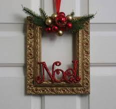 Christmas Picture Frame Craft Ideas  Best Images Collections HD Christmas Picture Frame Craft Ideas