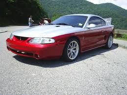 94 Mustang GT Supercharge T56 6spd - Mustang Evolution