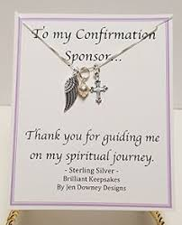 confirmation sponsor gift ideas es for your sponsor thank you religious gifts confirmation