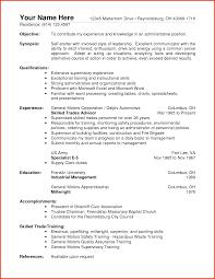 Cover Letter Sample Resume For Warehouse Sample Resume For