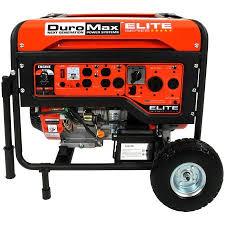 DuroMax Elite 0W 16Hp Electric Generator Walmartcom