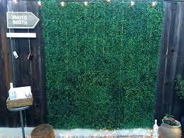 grass backdrops diy backdrop