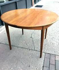 round expandable dining table mid century modern round dining table mid century modern round extendable dining round expandable dining table