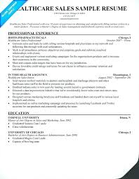 Pharmaceutical Sales Resume Sample Medical Sales Resume Sample