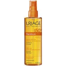 Купить Урьяж <b>Барьесан сухое масло</b>-<b>спрей</b> SPF 50+ 200мл от ...