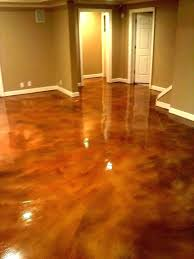 stained cement floors. Concrete Flooring Ideas Basement Floor Cement Marvelous Stained Floors