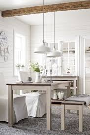 the newest ikea special collection kejsarkrona adds a touch of natural wood natural fabrics and country style to your dining room