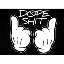 dope t shirt