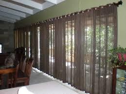 panel blinds for sliding glass doors