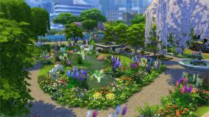 10 Beautiful Garden Sets for The Sims 4 - Teh Sims