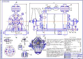Поиск Клуб студентов Технарь  Насос ЦНС 90 1100 Сборочный чертеж 1 Чертеж Оборудование для добычи и