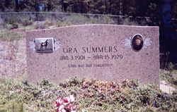 Ora Summers (1901-1979) - Find A Grave Memorial