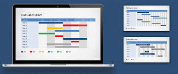 Insert Gantt Chart In Powerpoint How To Edit A Gantt Chart Powerpoint Template Slidemodel