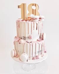Drip Cake Drip Birthday Cake 18th Birthday Cake Cake