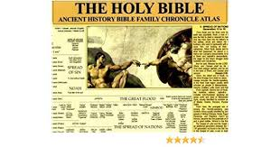 The Bible Chronicle Atlas The Amazing Ancient History Bible