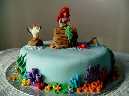 Stunning Disney Princess Birthday Cakes Picture