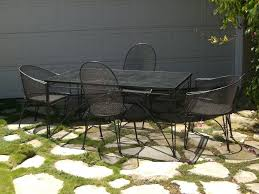 cool mid century modern patio brilliant mid century modern patio furniture