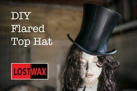 how to make a mad hatter top hat a diy tutorial and pattern idea you