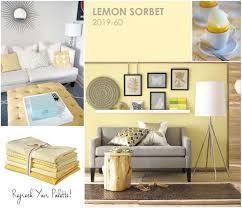 color trends for the home | selects lemon sorbet as the 2013 color of the  year