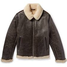 acne studios shearling jacket 1 800