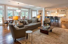 open kitchen living room floor plan. Open Kitchen Living Room Floor Plan