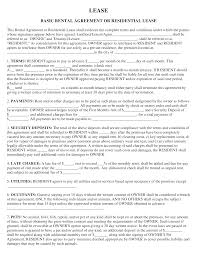 Renters Application Template Free Residential Rental Lease Application Templates At