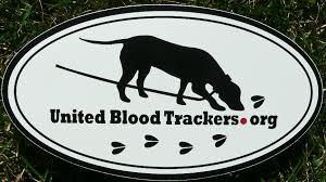 Logo Sticker United Blood Trackers