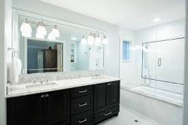 white bathroom cabinets with dark countertops. white bathroom cabinets with dark countertops best of traditional master and quartz b