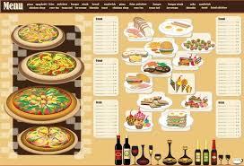 Design A Menu Free Restaurant Menu Template Free Vector Download 20 244 Free