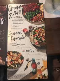 photos for tgi fridays menu