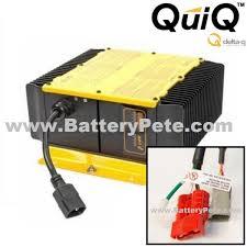 delta q volt battery charger v amp battery pete jlg battery charger kit by delta q oem replacement 100111211 400238