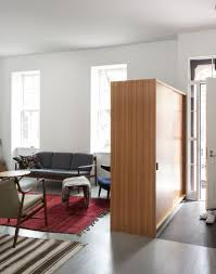 white kitchen windowed partition wall: have a hidden place with wall partitions ikea partitions design pictures featuring plywood