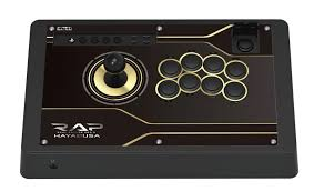 <b>HORI Real Arcade Pro</b> N Hayabusa Arcade Stick Review ...