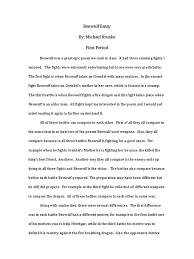 beowulf essay beowulf english folklore
