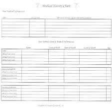 Genealogy Chart Template Free Family Tree Template