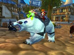 Blizzcon mount not usable until after blizzcon. World Of Warcraft Blizzcon 2008 Exclusive Polar Bear Mount Sportscards Com