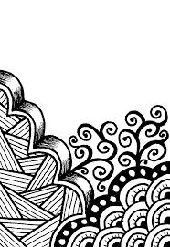 Zen Patterns Custom Decorating Ideas