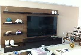 home theater living room. wall units and home theater installation contemporary-living-room living room