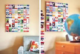 postcard wall art decor living room india
