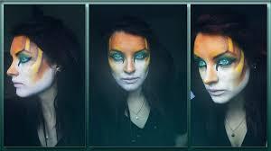 dota 2 naga siren makeup by kariinlove on deviantart